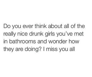 girl, drunk, and funny image