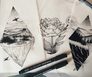 drawing and draw image