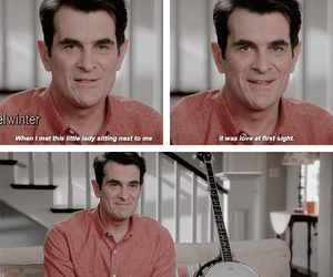 funny, quotes, and modern family image