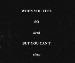 sleep, tired, and fix you image