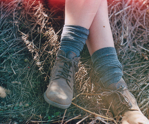 boots, shoes, and feet image