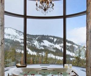 Dream, bathroom, and house image