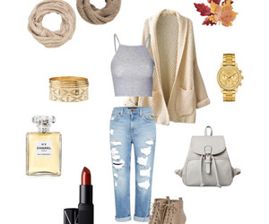 autumn, awesome, and chanel image
