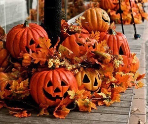 autumn, carve, and fall image