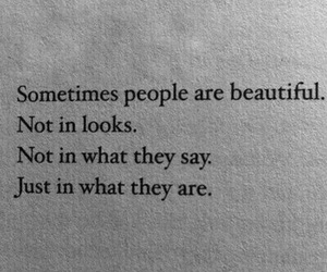 beautiful, quotes, and people image