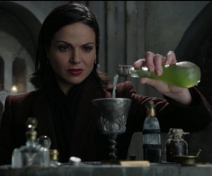 once upon a time, evil queen, and storybrooke image
