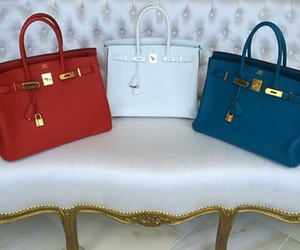 hermes, white, and blue image