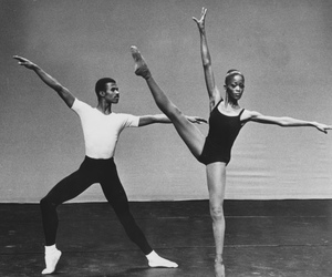 ballet, art, and black and white image