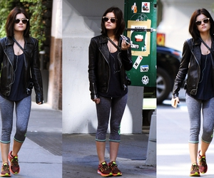 beautiful, pretty, and lucy hale image