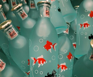 drink, japan, and theme image