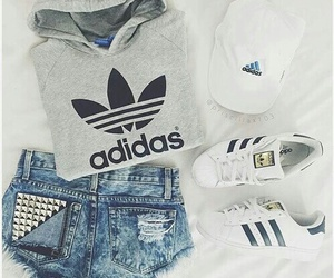 adidas, clothes, and cool image