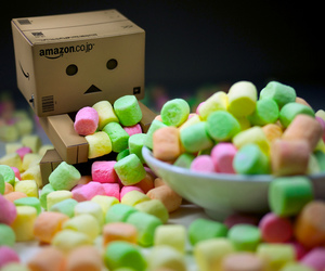 adorable, marshmallows, and danboard image