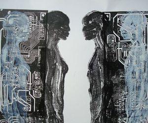 artist, maja sofranac, and cetinje image