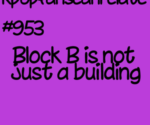 kpop and block b image