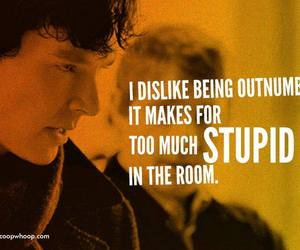 quotes, sherlock, and tv series image