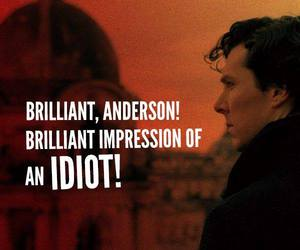 sherlock and quotes image