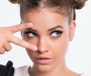 model, barbara palvin, and hair image
