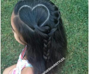 beautiful, braids, and cool image