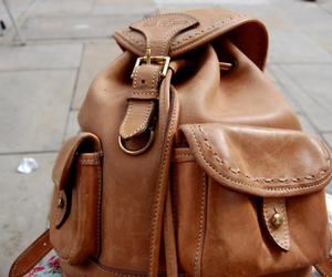 accessoires, backpack, and beautiful image