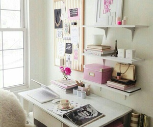 room, girly, and style image