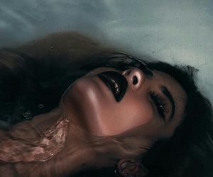 kylie jenner, water, and kylie image