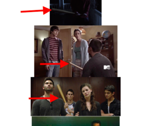Melissa, teen wolf, and scot image