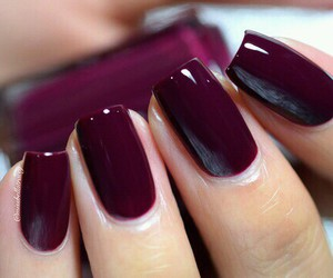 nails, nail polish, and beauty image