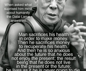 life, quotes, and dalai lama image