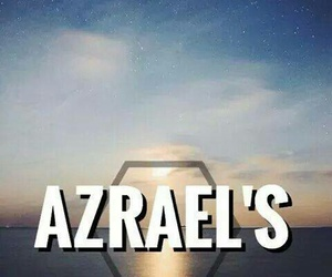 wattpad, azrael, and montefalco image