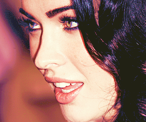 megan fox, eyes, and gorgeous image