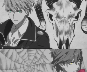 anime, dance with devils, and urie sogami image