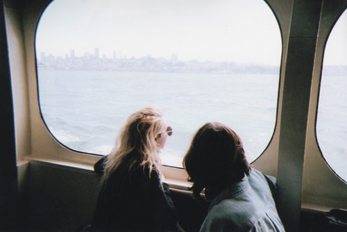 friends, indie, and travel image