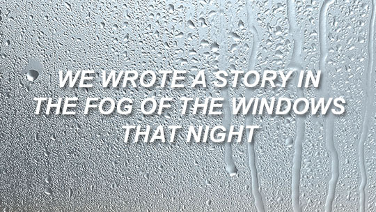 Image In Words Lyrics Collection By Niky On We Heart It