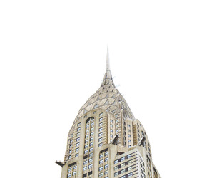 architecture, chrysler building, and travel image