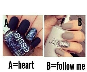 argent, nail, and beige image