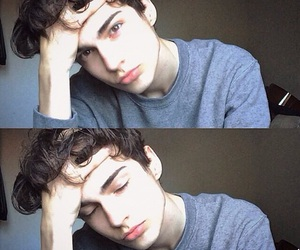 cute guys, cuteguys, and jawline image