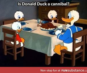 donald duck, disney, and funny image
