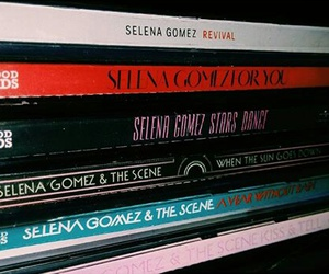 cd, gomez, and selena image