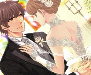 anime, groom, and boy image