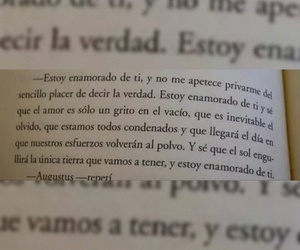 dolor, frases de libros, and love phrases image