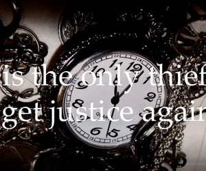 clock, quotes, and time image