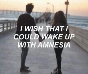 amnesia, 5sos, and quote image