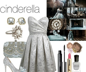 cinderella, disney, and Polyvore image