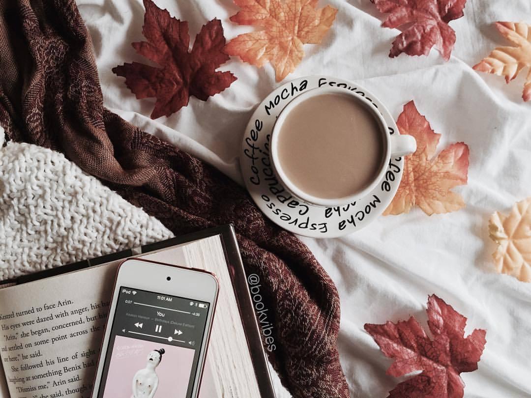 Резултат слика за music tumblr autumn