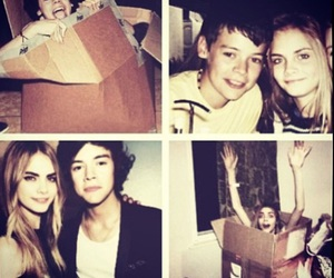 cara delevingne, Harry Styles, and cara & harry image