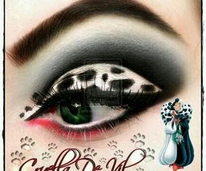 disney, make up, and makeup image