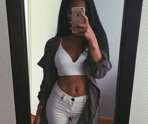 comfy, white, and cute image