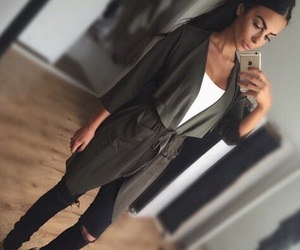 fashion, fall, and outfit image