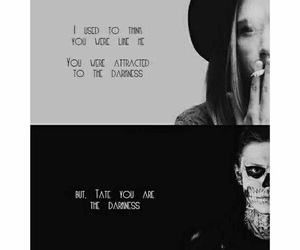 tate, violet, and ahs image