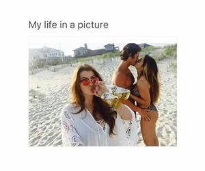 life, couple, and funny image